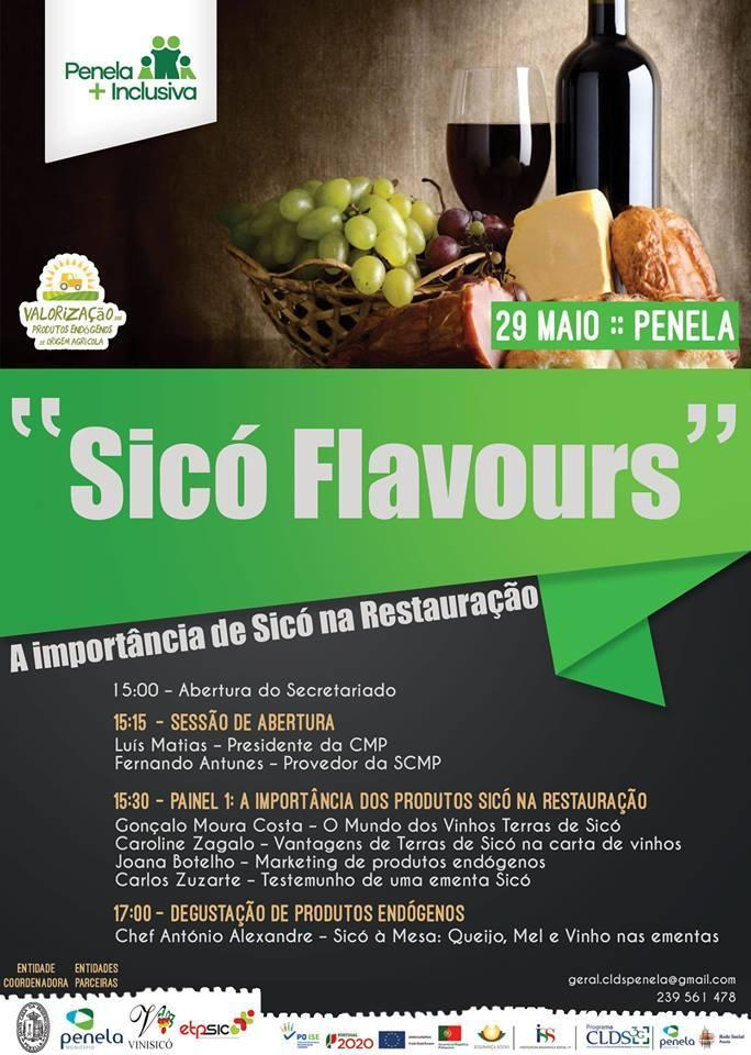 SICÓ FLAVOURS