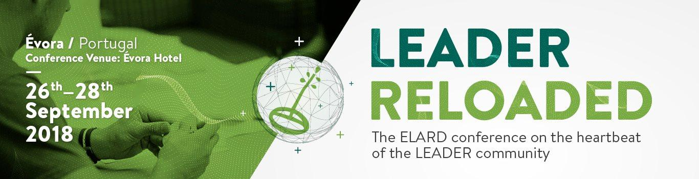 LEADER RELOADED - European LEADER Association for Rural Development